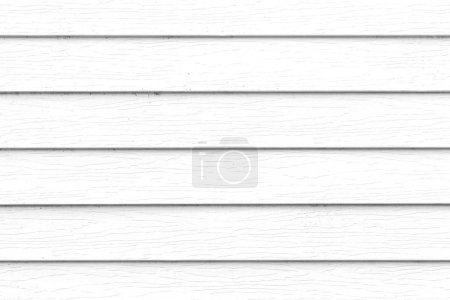 White wood wall pattern and background