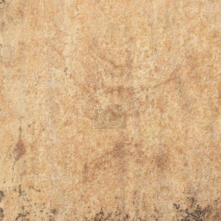 Photo pour Texture et fond en pierre brune - image libre de droit