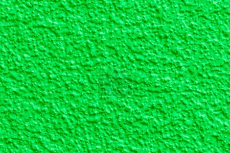 Photo for Green cement wall texture and seamless background - Royalty Free Image