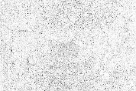 Photo pour Mur en béton blanc pour intérieurs ou extérieurs surface exposée béton poli. Ciment ont sable et pierre ton vintage, motifs naturels vieux antique, conception plancher de travail texture arrière-plan. - image libre de droit