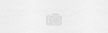 Photo for Panorama of White leather pattern and seamless background - Royalty Free Image