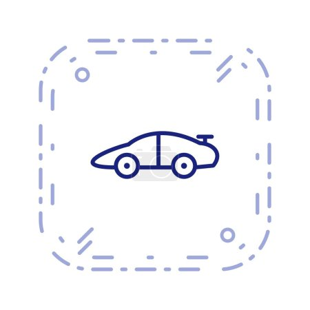 Vector Transportation Icon For Personal And Commercial Use.