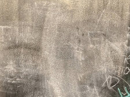 Photo for Back to school. Background with children scribbles painted by colorful chalk - Royalty Free Image