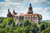 Beauty of Ksiaz Castle - Poland