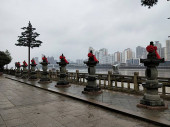 the city of the most famous landmark in the north of china