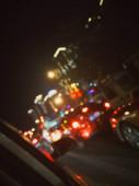 traffic in the night