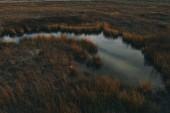 """Постер, картина, фотообои """"красивый пейзаж озера по утрам"""""""
