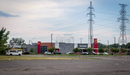 SorelTracy Canada05 September 2018 McDonalds