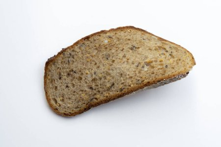 A slice dry bread...