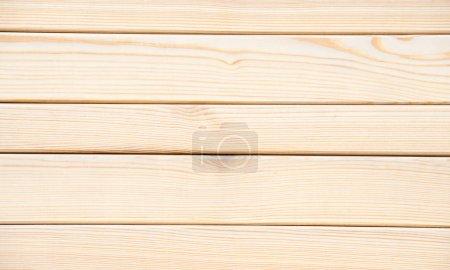Foto de Wooden planks surface as background - Imagen libre de derechos