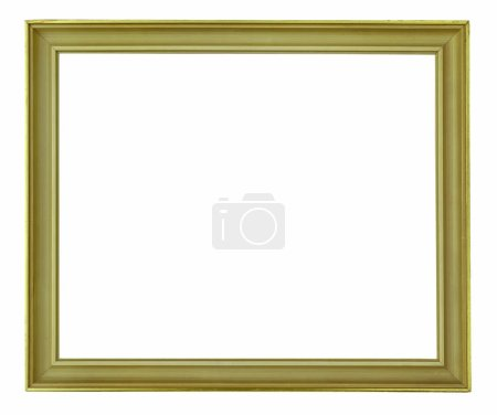 Photo for Nice thin frame for painting and photography - Royalty Free Image