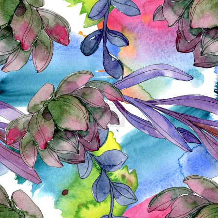 Succulent floral botanical flower Wild