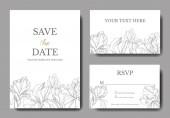Vector Grey iris floral botanical flower Wild spring leaf wildflower isolated Engraved ink art Wedding background card floral decorative border Elegant card illustration graphic set banner