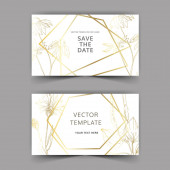 Vector wildflowers botanical flowers Black and white engraved ink art Wedding background card decorative border