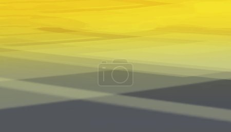 Photo for Painting of psychedelic abstract background in digital art - Royalty Free Image