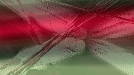 Photo pour Illustration abstraite numérique de fond fantastique - image libre de droit