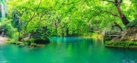 The Kursunlu nature park is