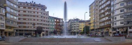 Source of Los Ranchos in Lugo...