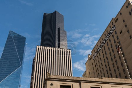 The Columbia Center Tower The