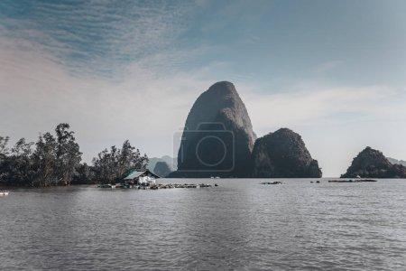 Photo for Scenic view of Phang Nga Bay Thailand - Royalty Free Image