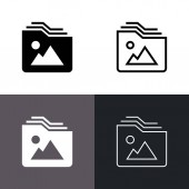 My Pictures Icon Set