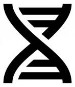 DNA Helix Vector Icon