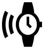 Smartwatch Wearable Tech Icon