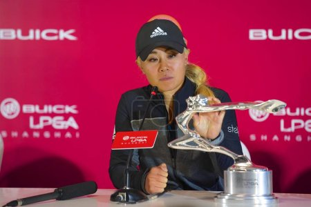 Danielle Kang of the United