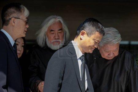 Jack Ma or Ma Yun