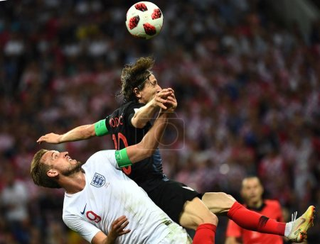 Luka Modric of Croatia top