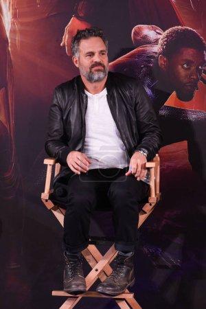 American actor and filmmaker Mark