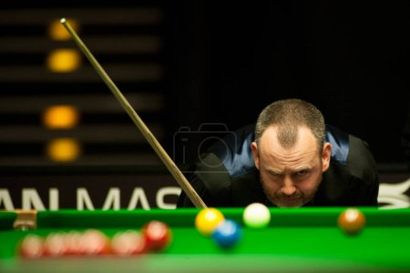 Mark Williams of Wales considers