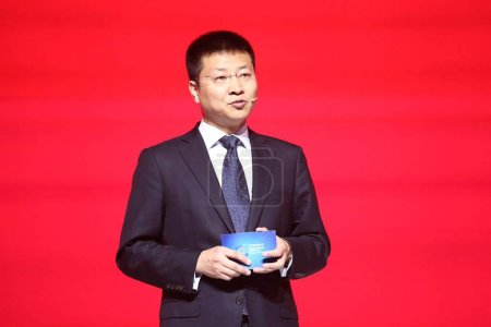 Davis Wang Xiaofeng, founder and CEO of Mobike Tec...