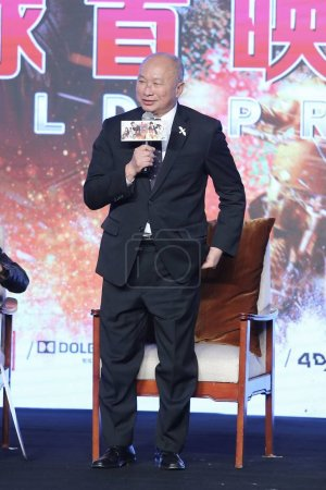 Hong Kong film director John