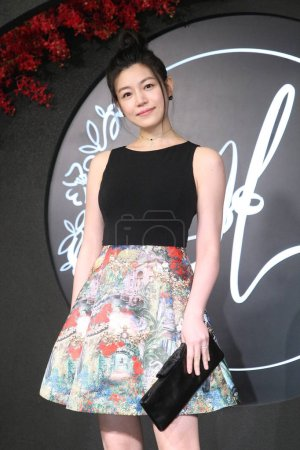 Taiwanese actress Michelle Chen attends