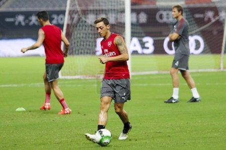 German football player Mesut Ozil
