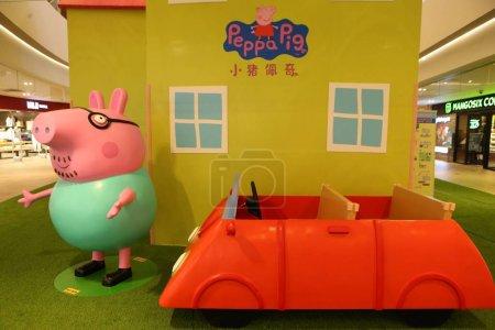 Вид Peppa свинья