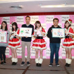 (From left) Saya Kawamoto, Tomu Mutou and Haruka K...