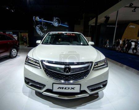 Acura MDX SUV of Honda
