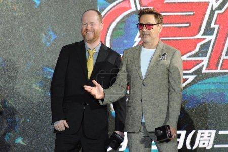 American director Joss Whedon left