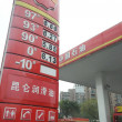 View of a gas station of CNPC (China National Petr...