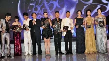 From L Chinese actor Huang