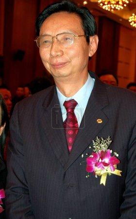 Yin MingShan Chairman of Lifan