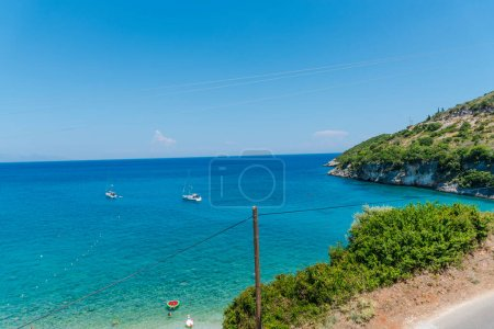 Photo for View of the coast of mallorca, spain - Royalty Free Image
