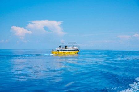 Photo for Landscape in Zakynthos island , Greece - Royalty Free Image