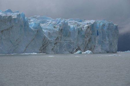 Photo for Glacier Perito Moreno in the Patagonia - Royalty Free Image