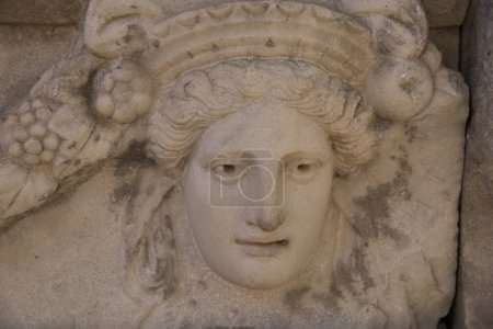 Afrodisias starożytne ruiny miasta, Turcja