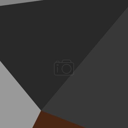 Photo pour Fond abstrait multicolore géométrique politique . - image libre de droit