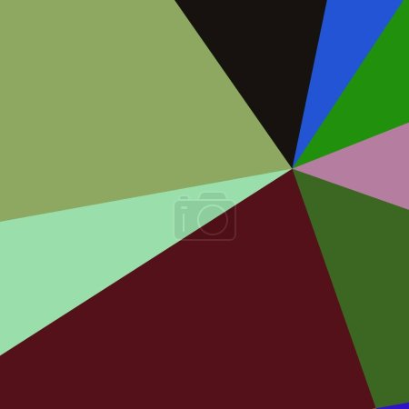Abstract background multicolor geometric poligonal...
