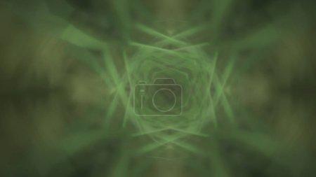 Photo pour Fantaisie chaotique motif fractal coloré. Formes fractales abstraites. rendu 3D fond d'illustration ou fond d'écran . - image libre de droit